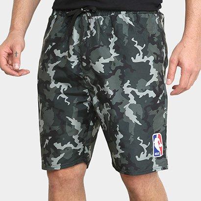 Bermuda NBA Camuflada Masculina - Masculino
