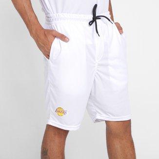 Bermuda NBA Los Angeles Lakers Masculina