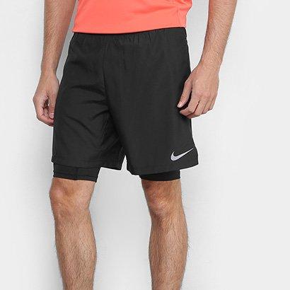 Bermuda Nike Chllgr 2In1 7In Masculina