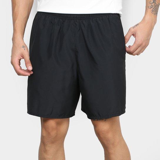 """Bermuda Nike Dri-Fit Challenger 7"""" BF Masculino - Preto"""