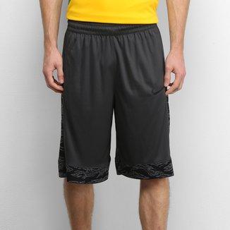 Bermuda Nike Dry Courtlines Print Masculina