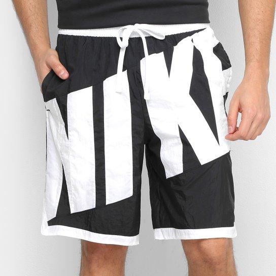 selección asombrosa al por mayor online código promocional Bermuda Nike Dry Throwback Masculina | Netshoes