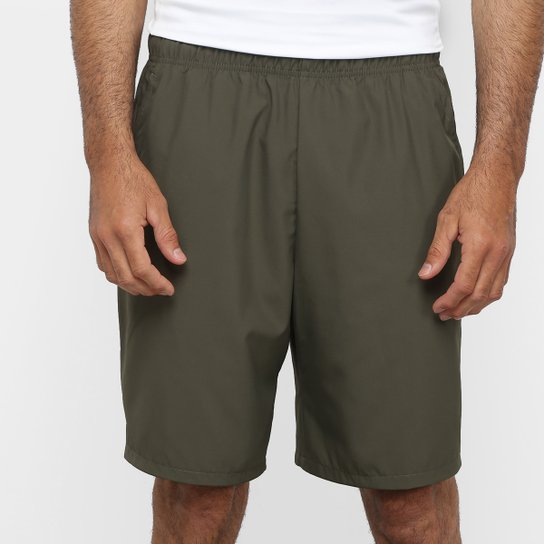 Bermuda Nike Flx Woven 2.0 Masculina - Verde Militar