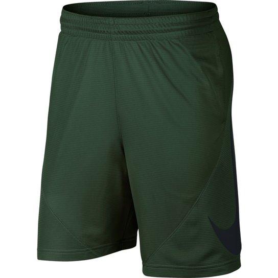 rico y magnífico tiendas populares últimos lanzamientos Bermuda Nike HBR Masculina - Verde escuro e Preto | Netshoes