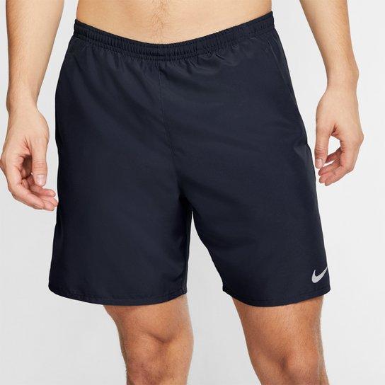 "Bermuda Nike Run 7"" BF Masculina - Marinho"