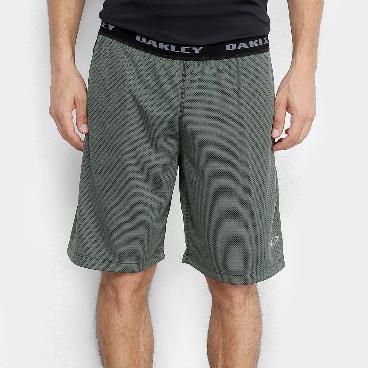 e589090512 Bermuda Oakley Ritcher Knit Masculina - Compre Agora