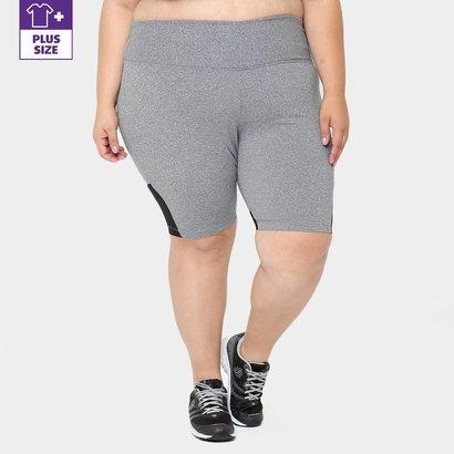 Bermuda Plus Size GONEW Feminina