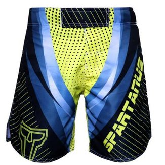 Bermuda Pro Fight Athletic Spartanus Fightwear Masculina