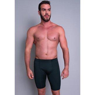 Bermuda Térmica Ciclismo Compressão MVB Modas Masculina
