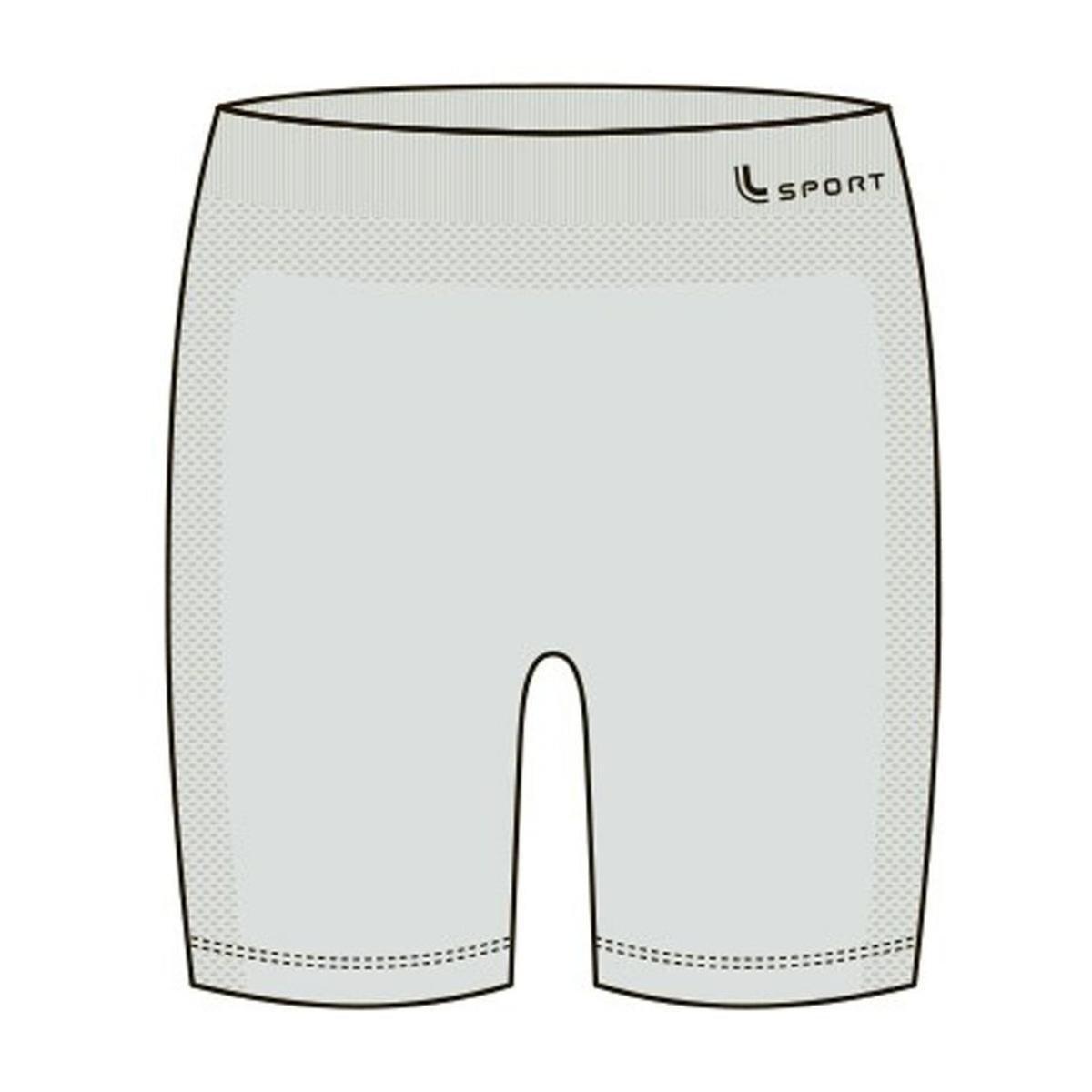 Bermuda Térmica Lupo Sport Emana - Branco - Compre Agora  a5fc0b37e378d