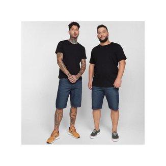 Bermuda Vista Magalu Jeans 9390 Masculina