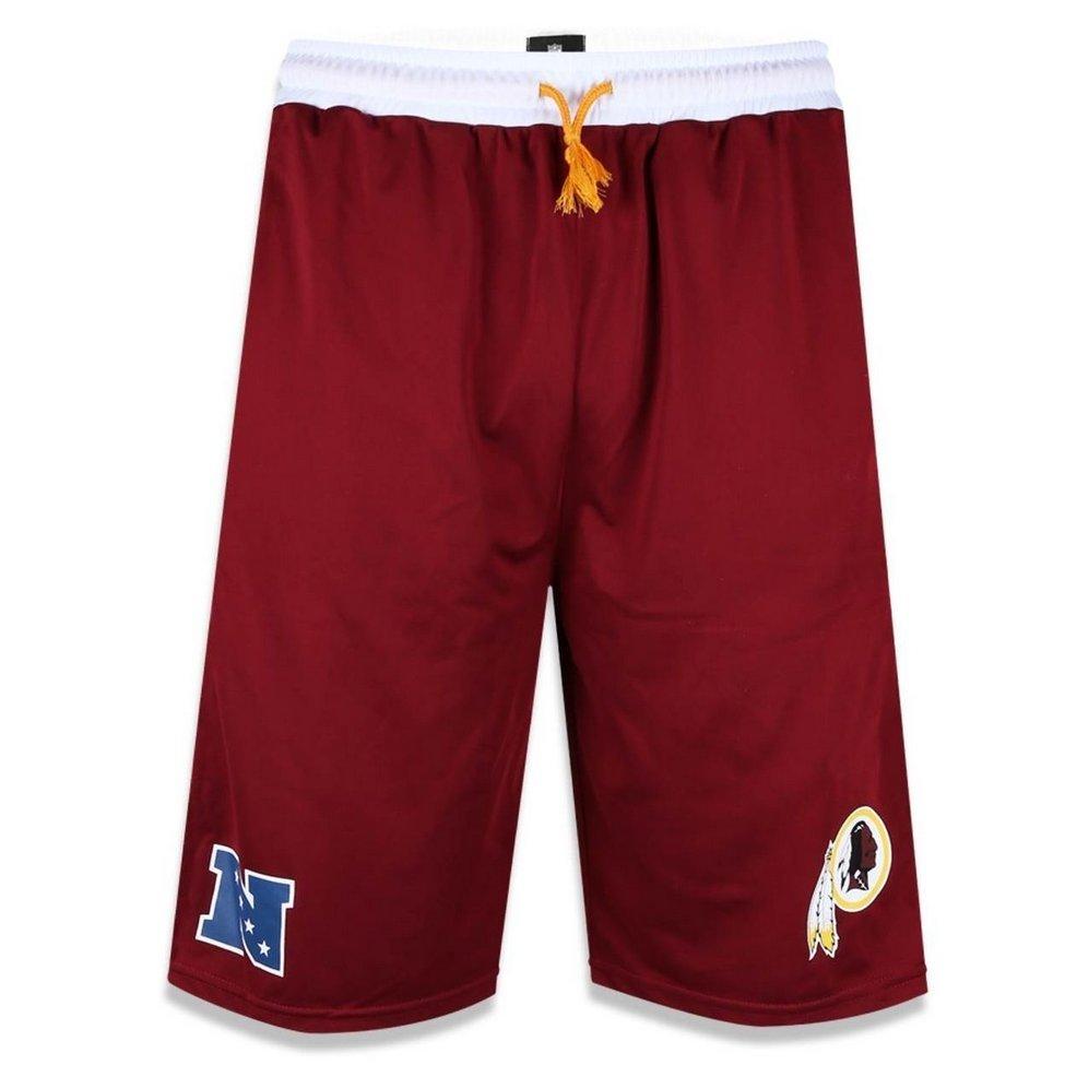 a84b371413 Bermuda Washington Redskins Sports Vein - New Era - Vermelho ...