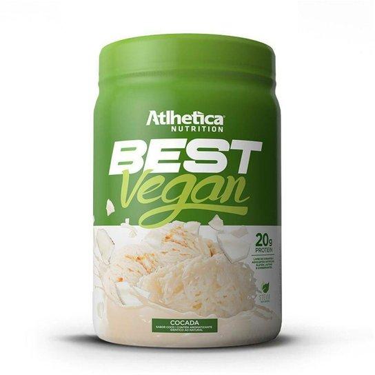 Best Vegan 500g - Atlhetica Nutrition -