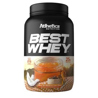 Best Whey 450gr - Atlhetica