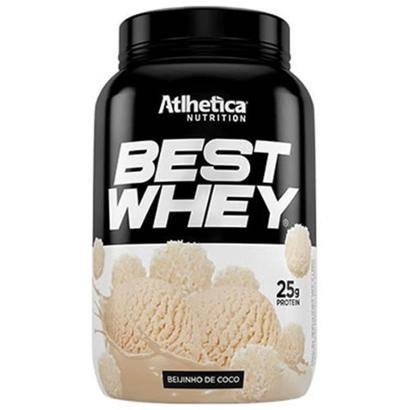 Best Whey 900g – Atlhetica Nutrition