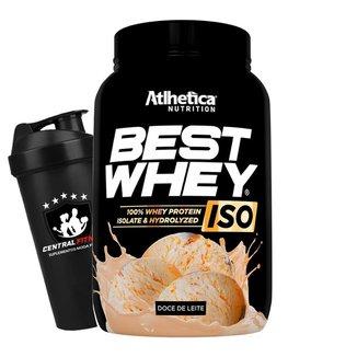 Best Whey Atlhetica Nutrition Isolada 900g + Coqueteleira