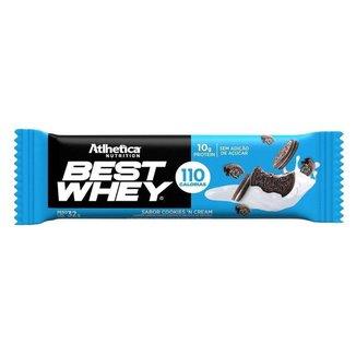 Best whey Bar (1 Unidade com 32g) - Atlhetica Nutrition