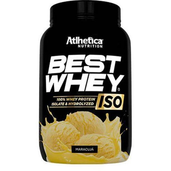 Best Whey Iso Protein Atlhetica Nutrition 900g -