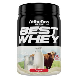Best Whey Protein 450 g - Atlhetica Nutrition