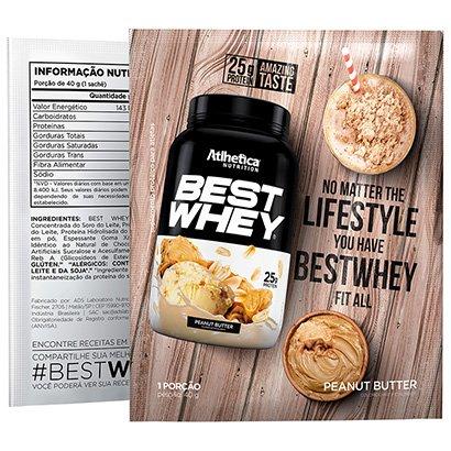 Best Whey Sachê 40g – Atlhetica Nutrition