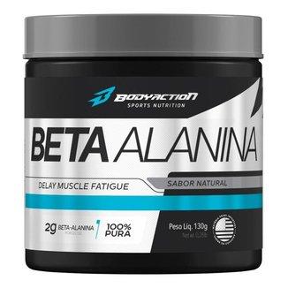 Beta Alanina 130g Premium Pura 2000mg/dose Bodyaction
