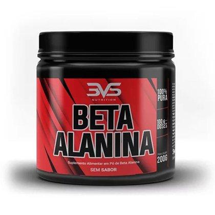 BETA ALANINA 200G - 3VS NUTRITION (SEM SABOR)