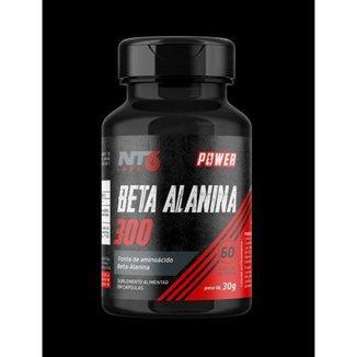 Beta Alanina 300 - 60 cáps - NT6