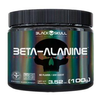 BETA-ALANINE BLACK SKULL - 100G
