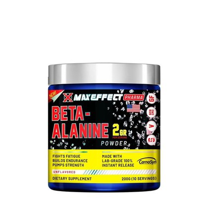Beta-Alanine Maxeffect Pharma 200G