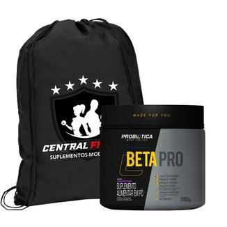 Beta Pro 200g Jabuticaba +  Bolsa - Probiótica
