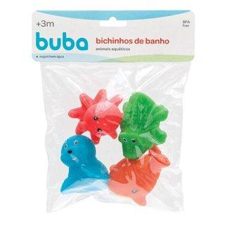 Bichinhos Para Banho - Aquáticos Buba Baby