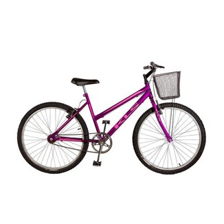 Bicicleta 26 KLS Free Freio V-Brake Feminina