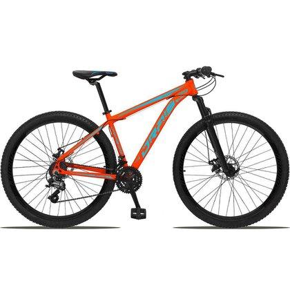 Bicicleta 27 Marchas Drais Color Aro 29  Câmbio Shimano Freio Hidráulico Alumínio MTB