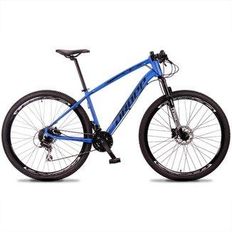Bicicleta 29 DROPP TX Cambio ACERA 24V Freio Hidraulico K7