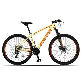 Bicicleta 29 Dropp Z3X Câmbios Dropp 21v Freio a Disco Mecânico com Suspensão Special Edition