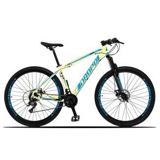 Bicicleta 29 Dropp Z3X Câmbios Dropp 21v Freio Hidráulico a Disco com Suspensão Special Edition