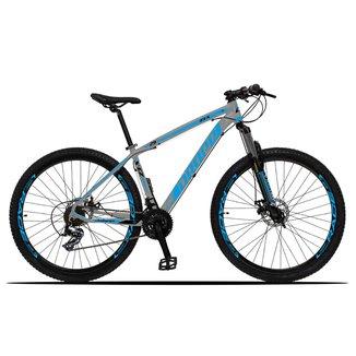 Bicicleta 29 Dropp Z3X Câmbios Dropp 24v Freio Hidráulico Suspensão com Trava Special Edition