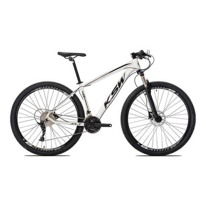 Bicicleta 29 Ksw Shimano Altus 27v Hidráulico Trava K7 11/40