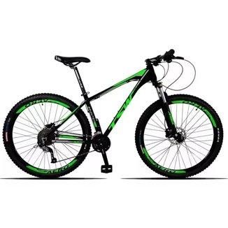 Bicicleta 29 Tsw Hunter Cambio Acera 24v Hidráulico C/trava