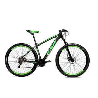 Bicicleta Alum 29 Ksw Cambios GTA 24 Vel A Disco Ltx Hidráulica