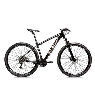 Bicicleta Alum 29 Ksw Shimano 24V a Disco Hidráulica KRW13