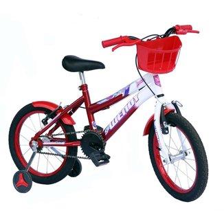 Bicicleta Aro 16  Wendy Com Roda