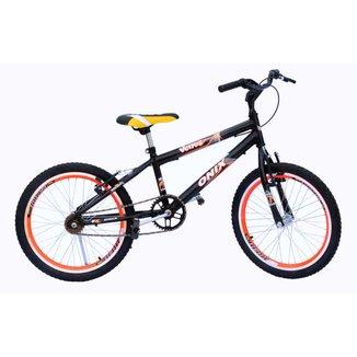 Bicicleta Aro 20 Onix Rebaixada