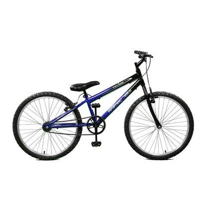Bicicleta Aro 24 Ciclone Master Bike sem Marchas - Masculino