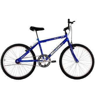 Bicicleta Aro 24 Masculina Menino Sem Marcha