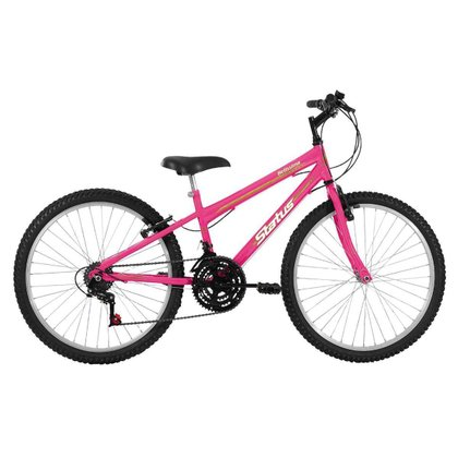 Bicicleta Aro 24 Status Belissima