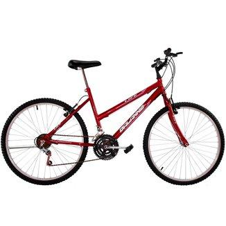 Bicicleta Aro 26 Dal'annio Bike Life Feminina 18 Marchas