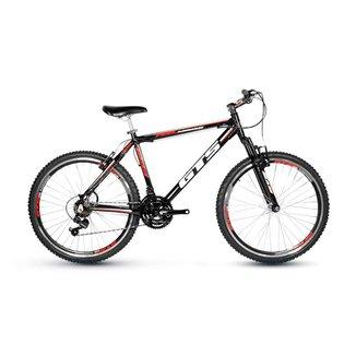 Bicicleta Aro 26 Gts Feel  Freio Vbrake 21 Marchas