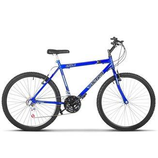 Bicicleta Aro 26 Masculina 18 Marchas Aço Carbono Ultra Bikes