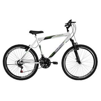 Bicicleta Aro 26 Status Lenda  Com Suspensão